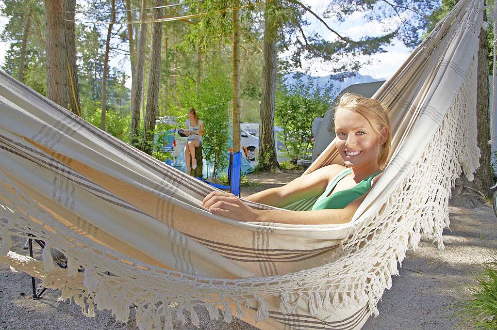 Villach: camping sulle Alpi