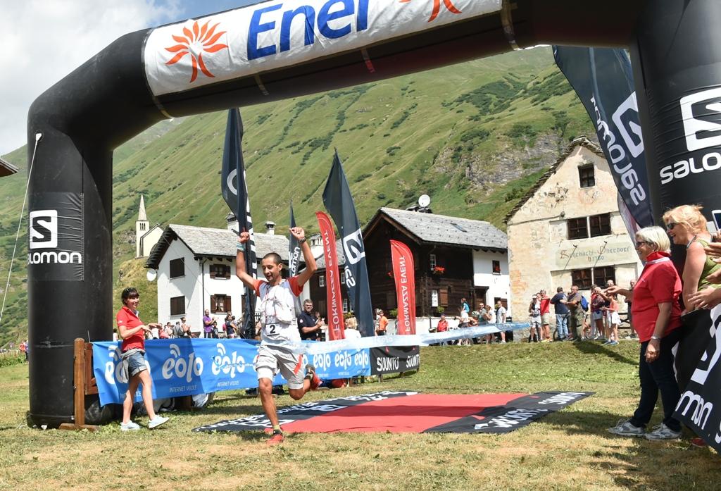 Bettelmatt Ultra Trail: il Gran Premio della Montagna è targato Enel