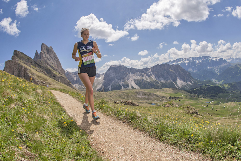 Val Gardena Mountain Run: classifiche e fotografie