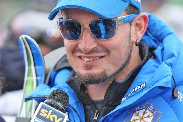 Dominik Paris, sciatore italiano della Coppa del Mondo