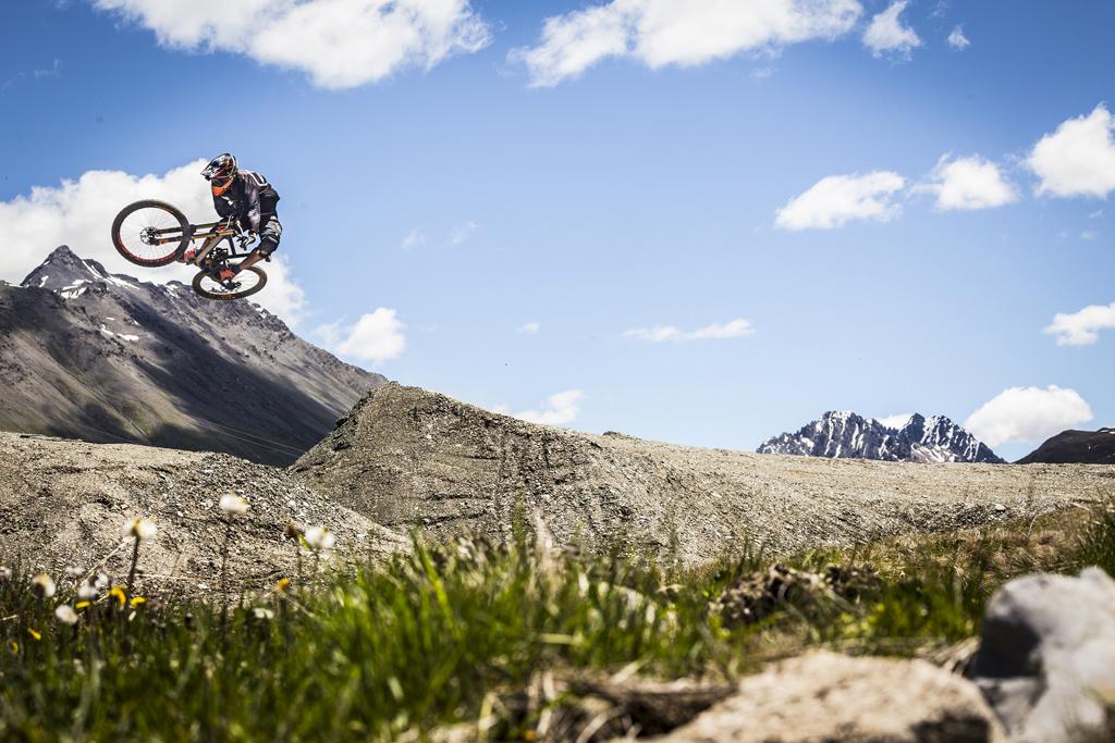 Bike Park di Livigno: nuova linea slopestyle