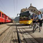 Treno Bernina Express