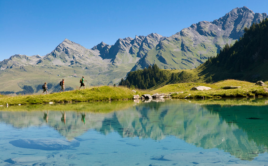 Verbier: vacanze in montagna