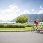 In bicicletta a Villach