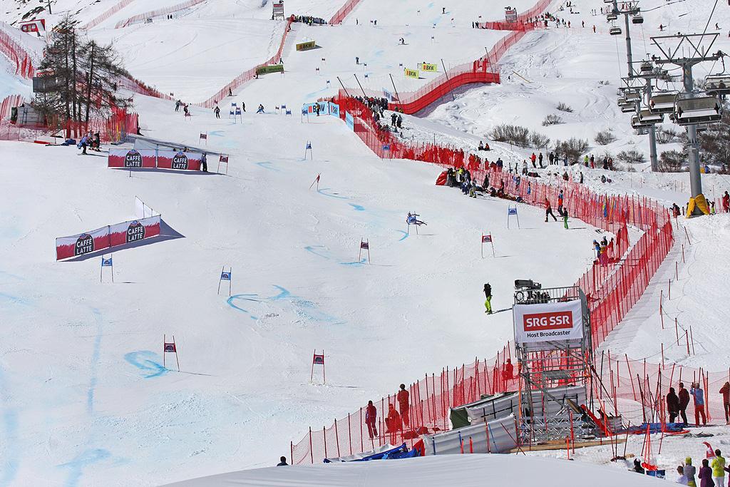 Campionati del Mondo di sci alpino Sankt Moritz