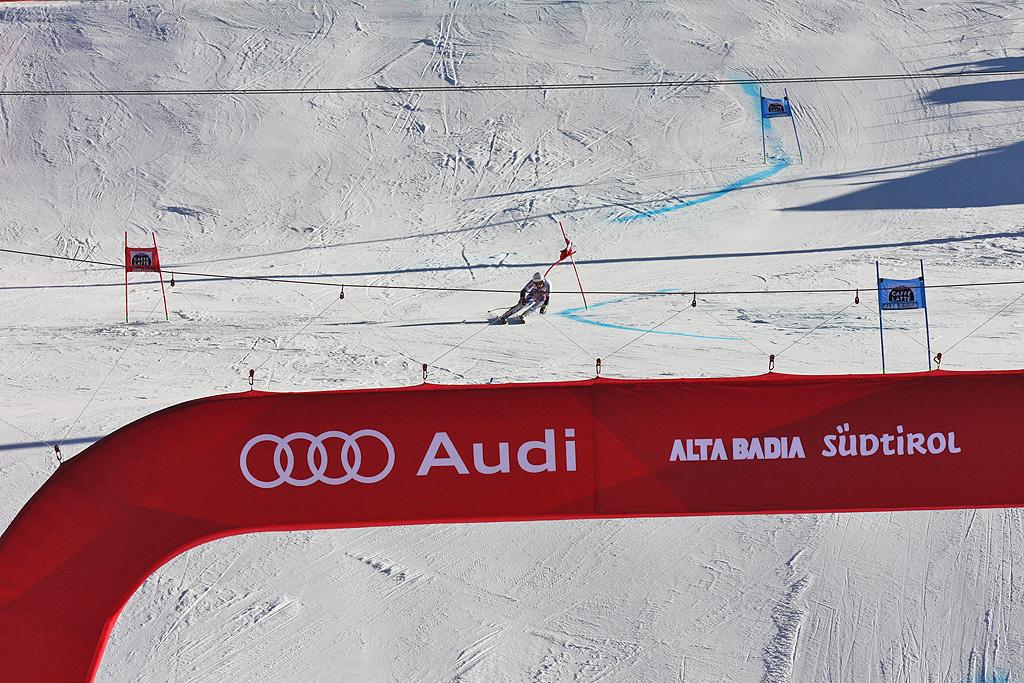 Slalom gigante Alta Badia 2017