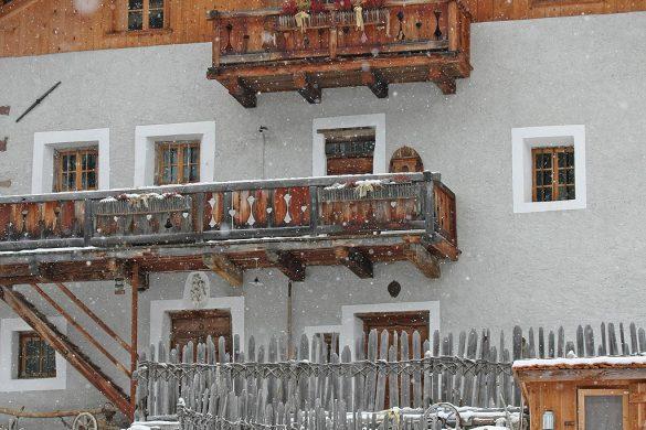 Chalet alpino in Val Gardena