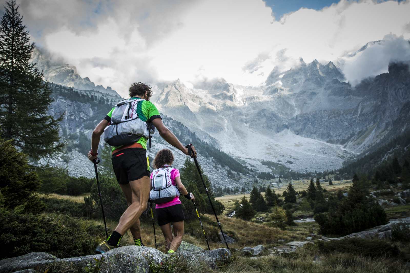 Adamello Ultra Trail: classifiche e fotografie