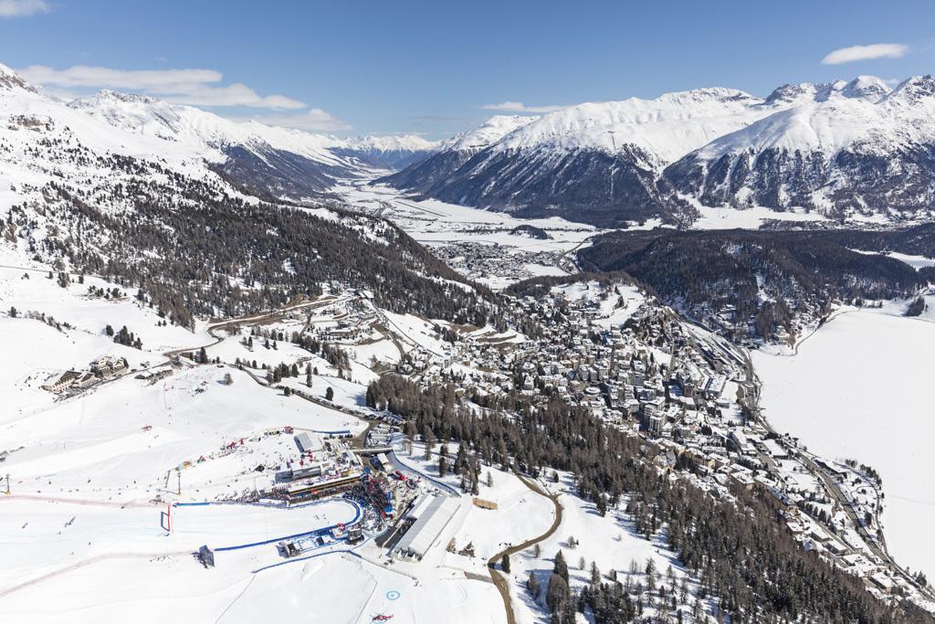 Campionati Mondiali sci Sankt Moritz: programma gare