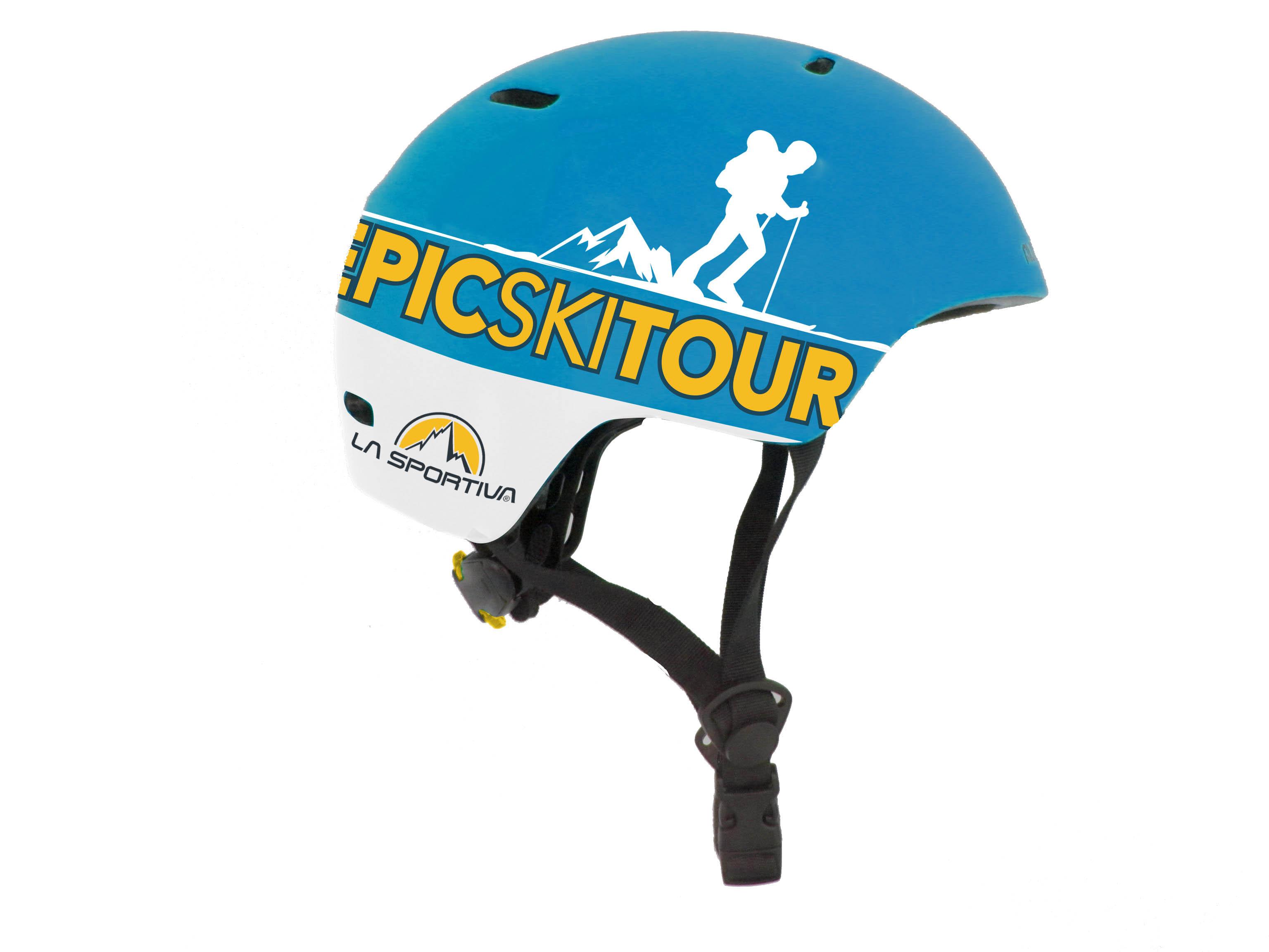 Casco Combo La Sportiva, edizione speciale Epic Ski Tour 2017