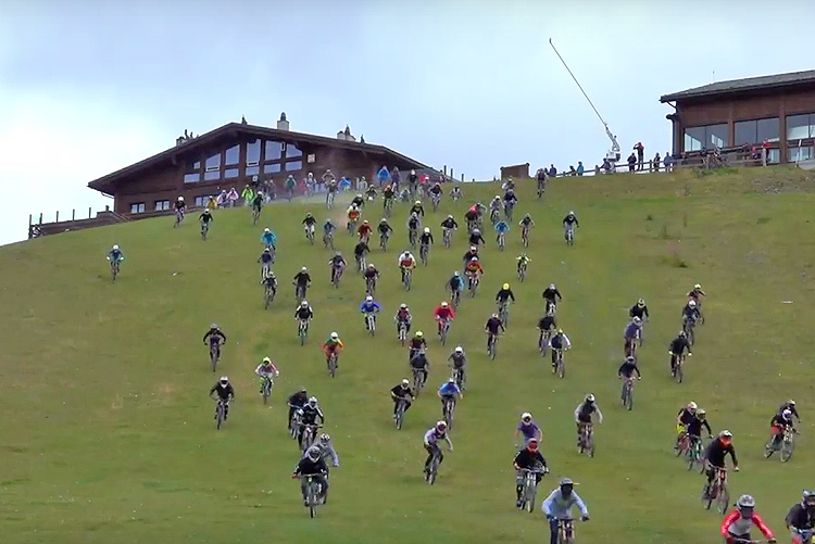 Livigno: video CP Gang Partyride weekend