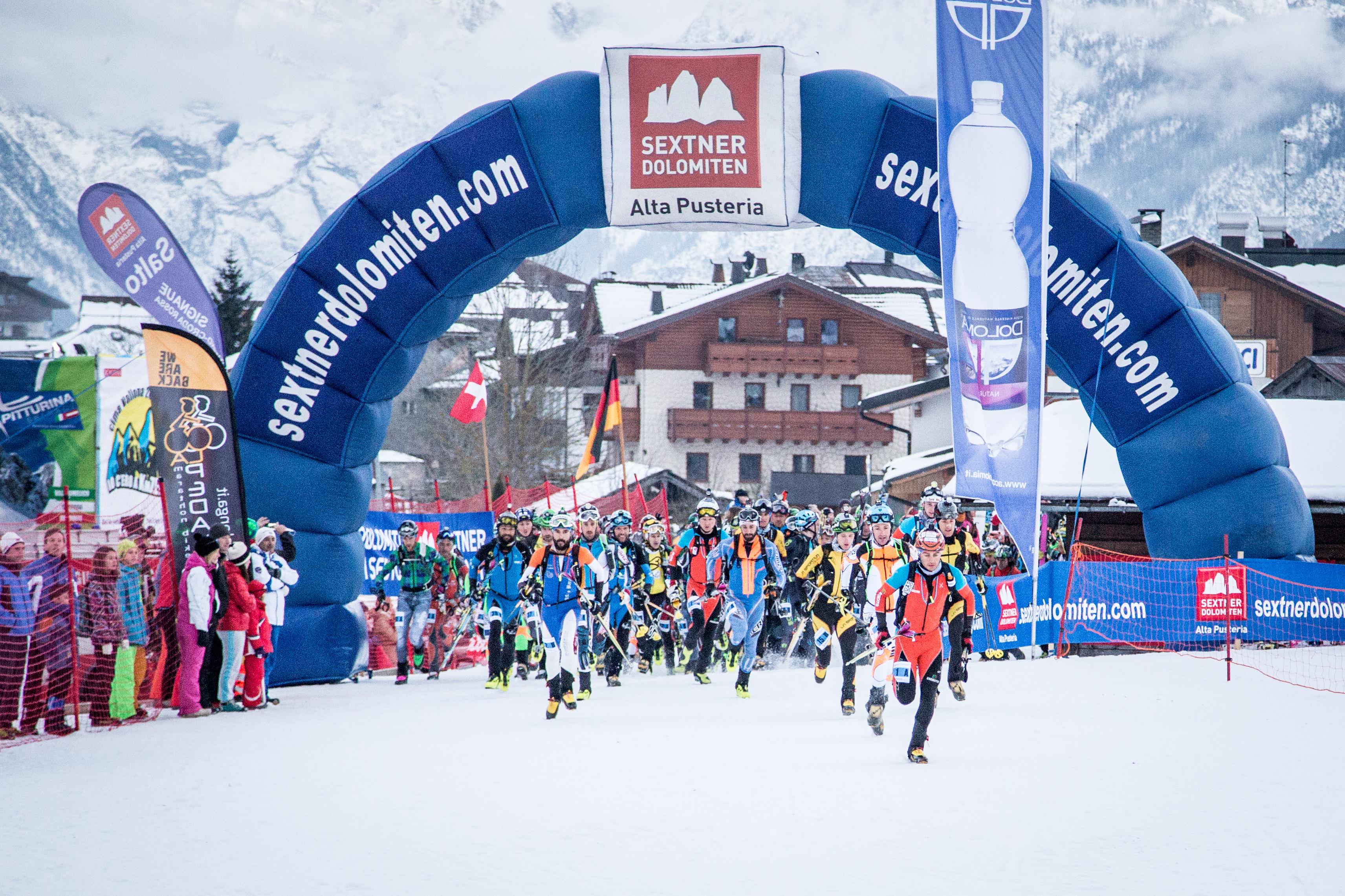 Pitturina Ski Race: la storia dello scialpinismo in Val Comelico