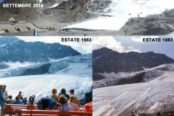 Il ritiro del Rettenbach, dal 1983 a oggi
