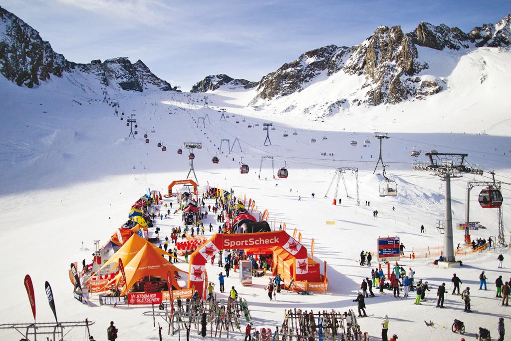 Sciare a Stubai: intense emozioni sui ghiacciai d'Austria