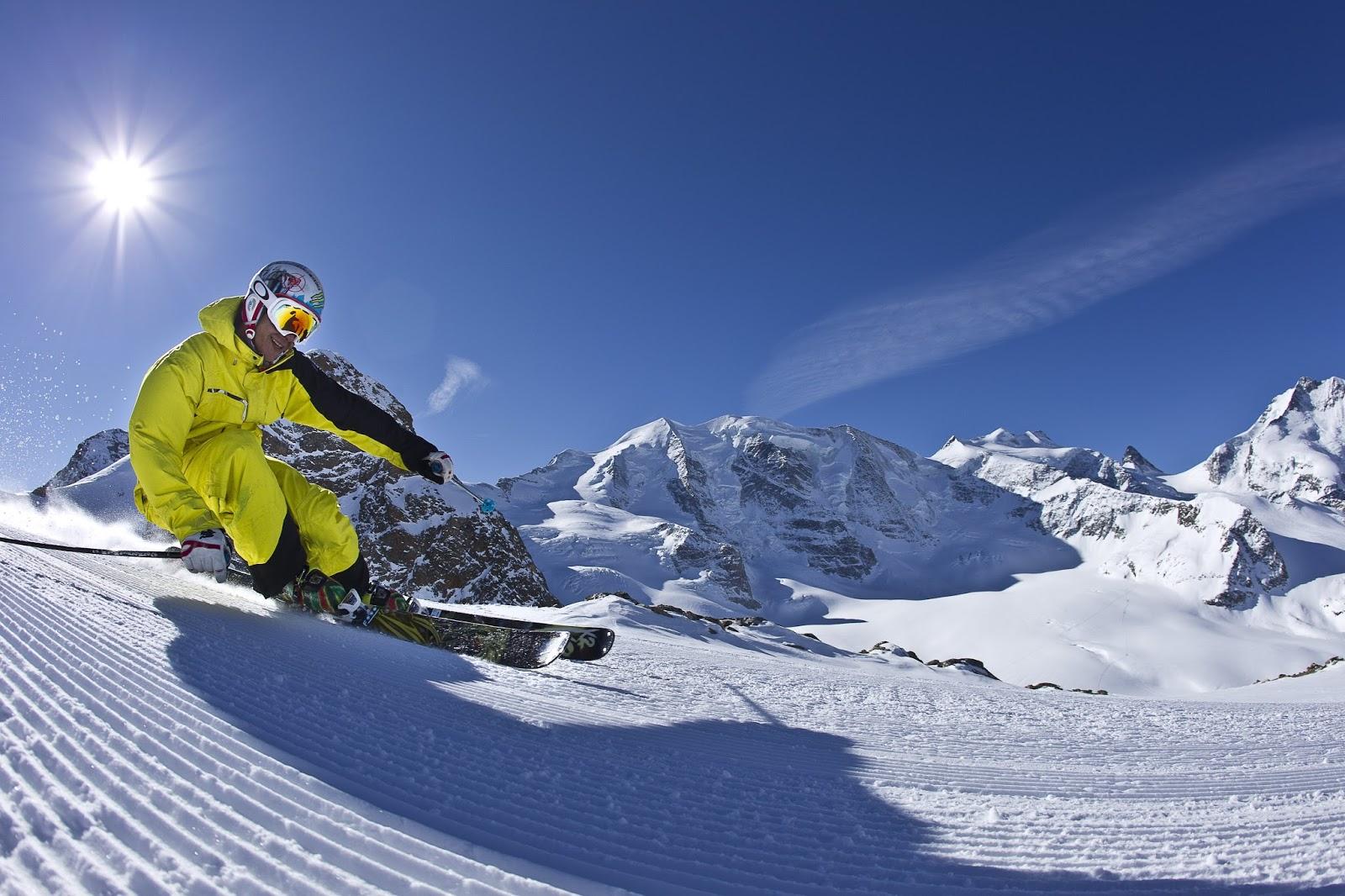 Sciare al Diavolezza: piste aperte da ottobre