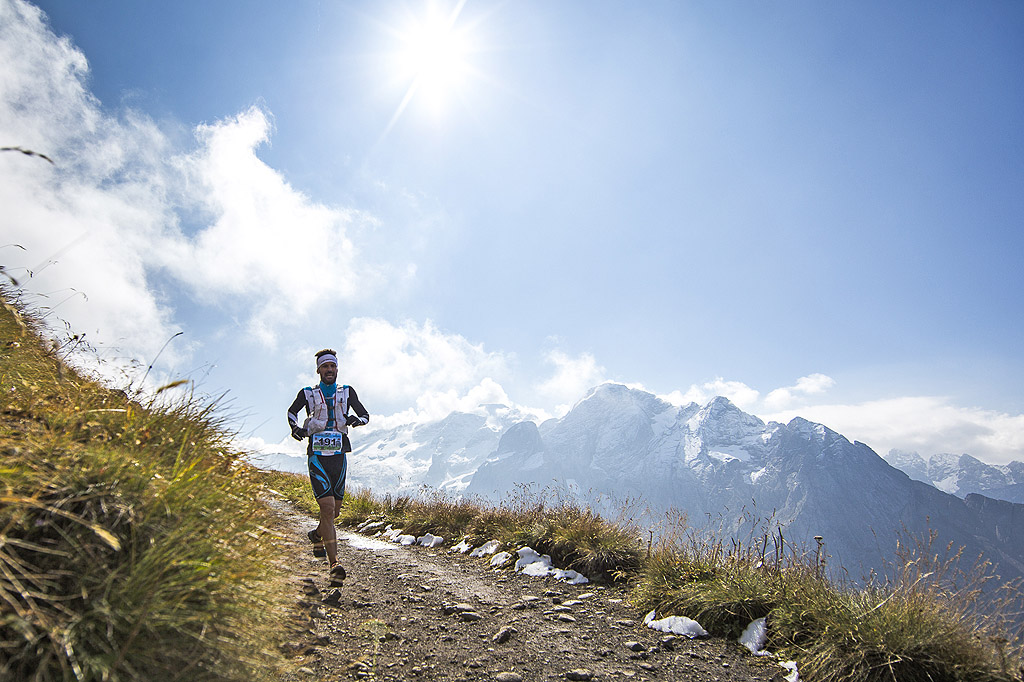 Sellaronda Trail Running al via
