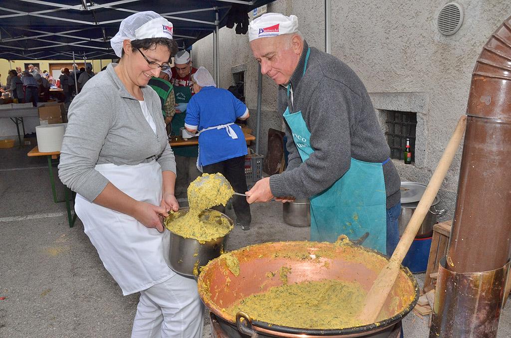 Festival della Polenta di Storo