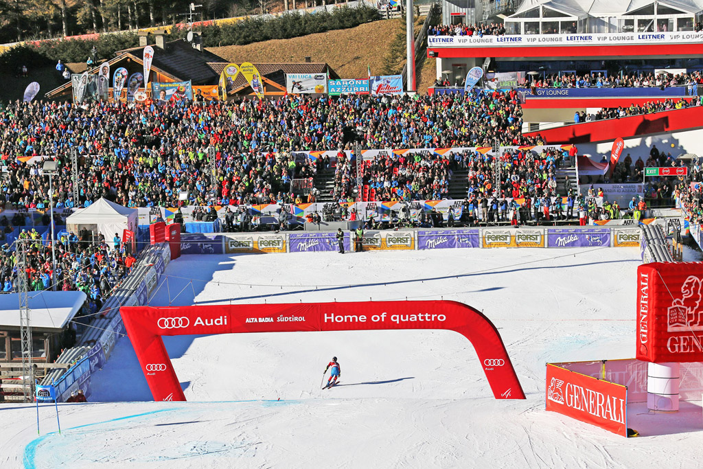 Coppa del Mondo sci in Alta Badia: programma, biglietti, orari TV