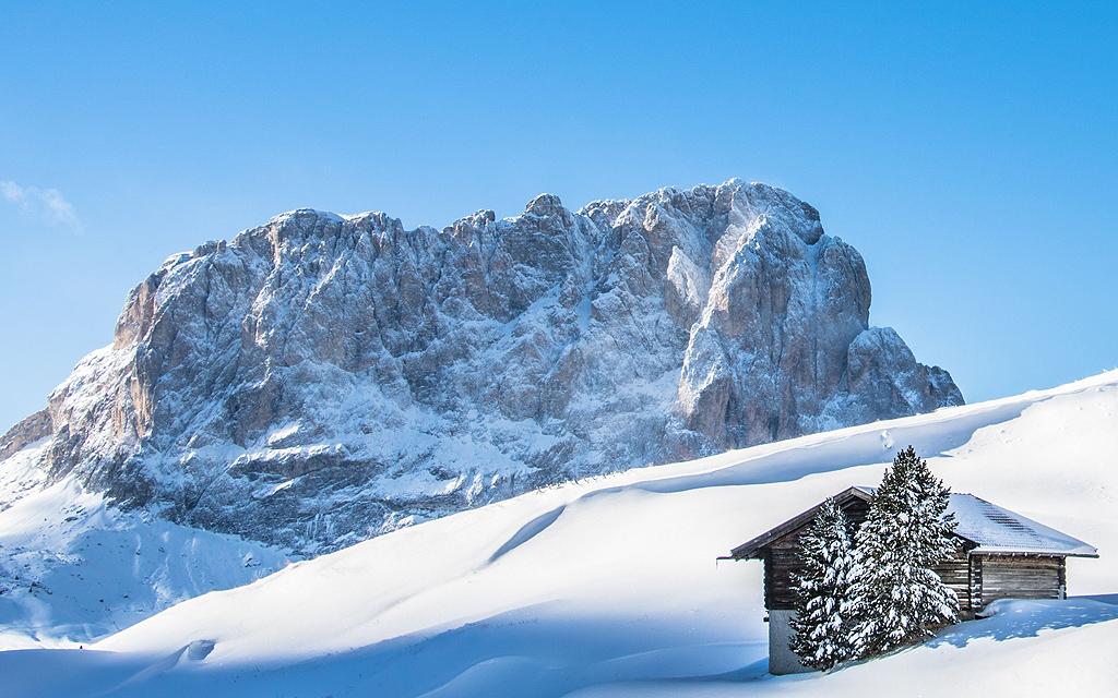 Val Gardena: offerta speciale prima neve