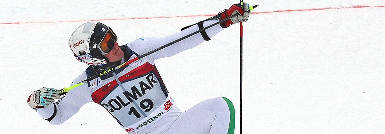 Max Blardone nuovo commentatore tecnico Rai per gare maschili di Coppa del Mondo