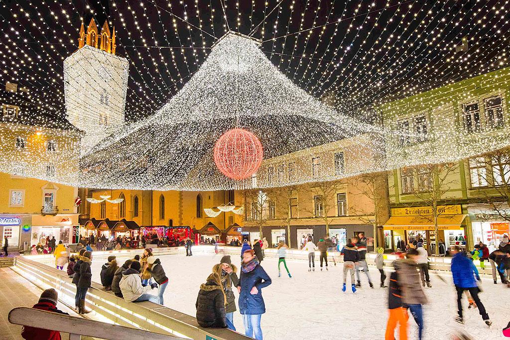 Natale in Carinzia 2019: presentazione nel cuore di Milano
