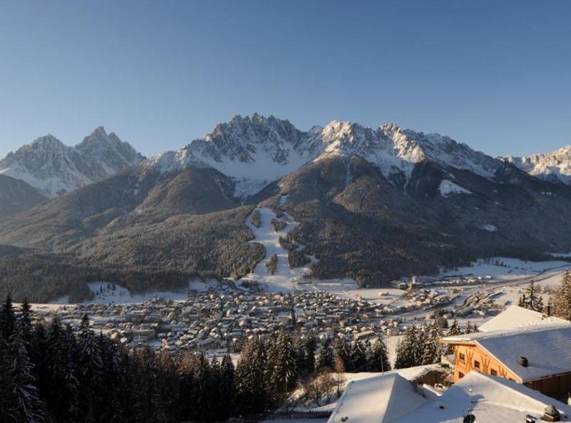 Inverno a San Candido, Alta Pusteria