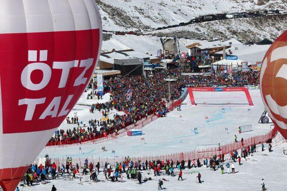 Soelden, Coppa del Mondo di sci alpino