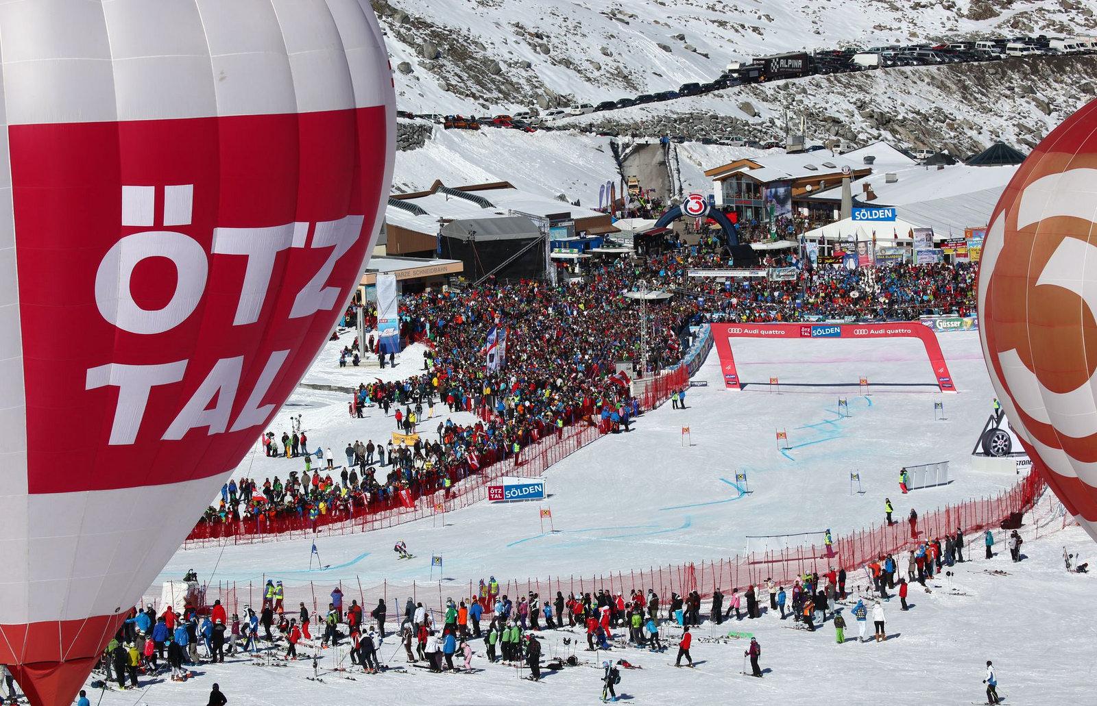 Sci, Coppa del Mondo: i convocati per la gara di Soelden