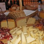 Speck e formaggio dell'Alto Adige