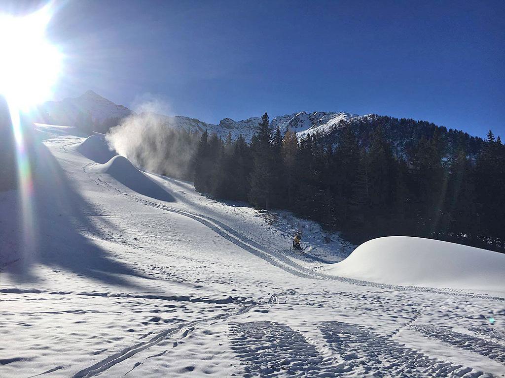 Aprica: apertura piste da sci