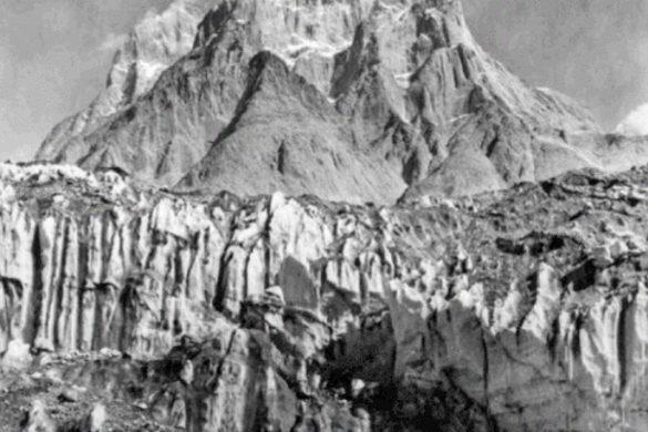 Mostra Cattedrali di ghiaccio Aosta