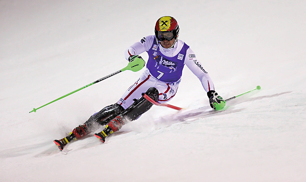 Classifica slalom Wengen: Marcel Hirscher all'ottava vittoria stagionale