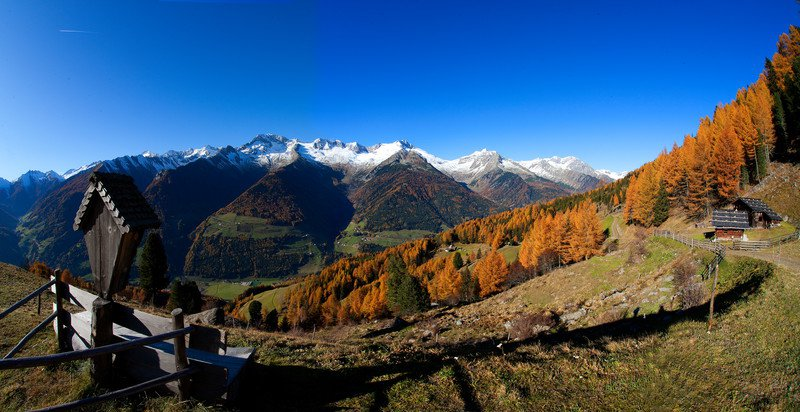 Autunno in Valle Aurina
