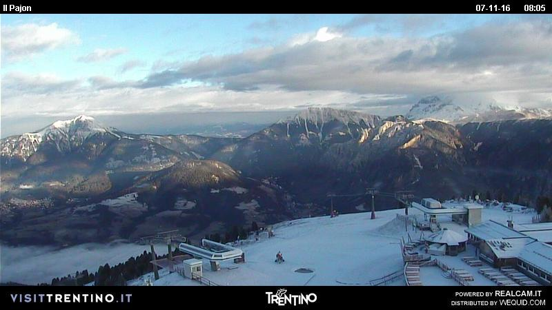 Webcam Val di Fiemme - www.visitfiemme.it