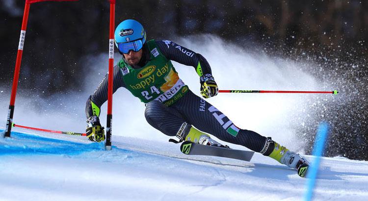 Il gigante di Val d'Isère vinto da Mathieu Faivre