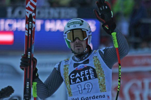 Peter Fill, supergigante Val Gardena 2016