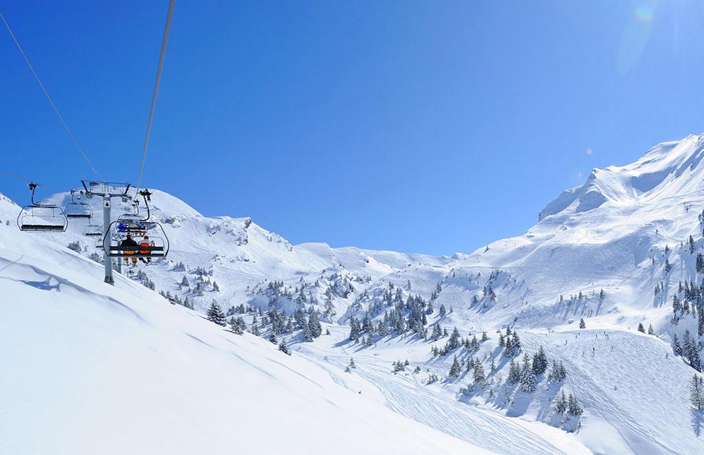 Avoriaz, montagne dell'Alta Savoia