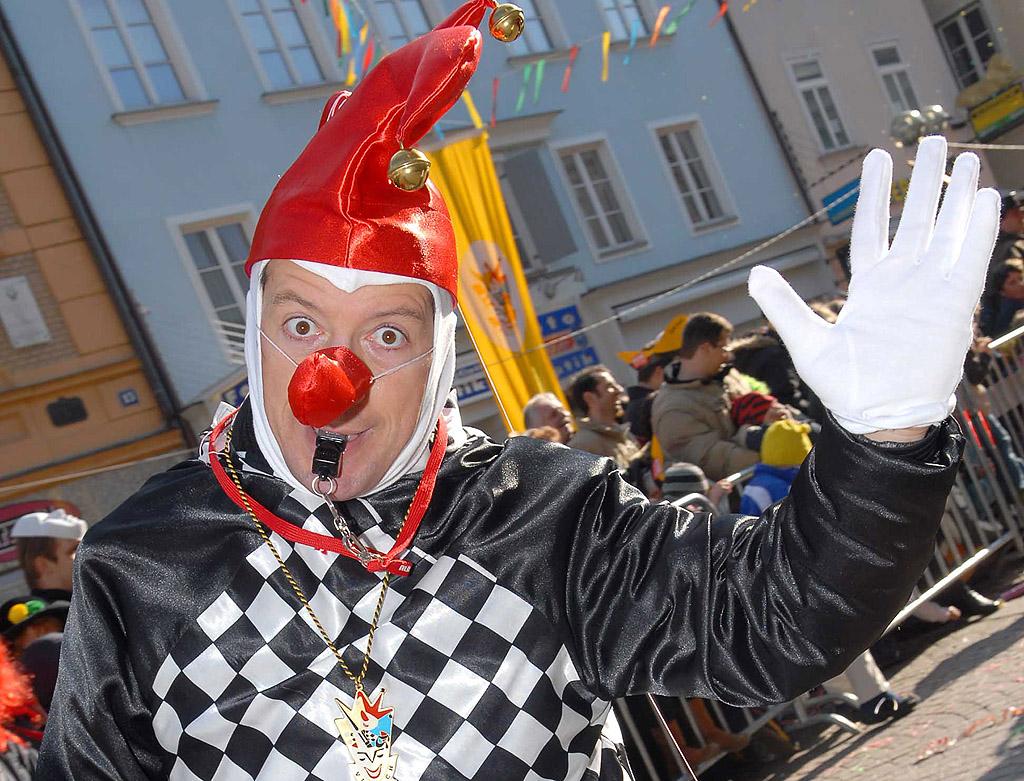 Carnevale a Villach