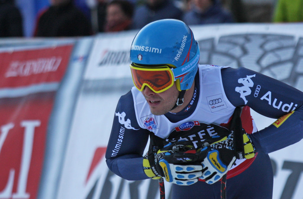 Classifica discesa libera Lake Louise. Vince Max Franz, podio azzurro con Innerhofer e Paris