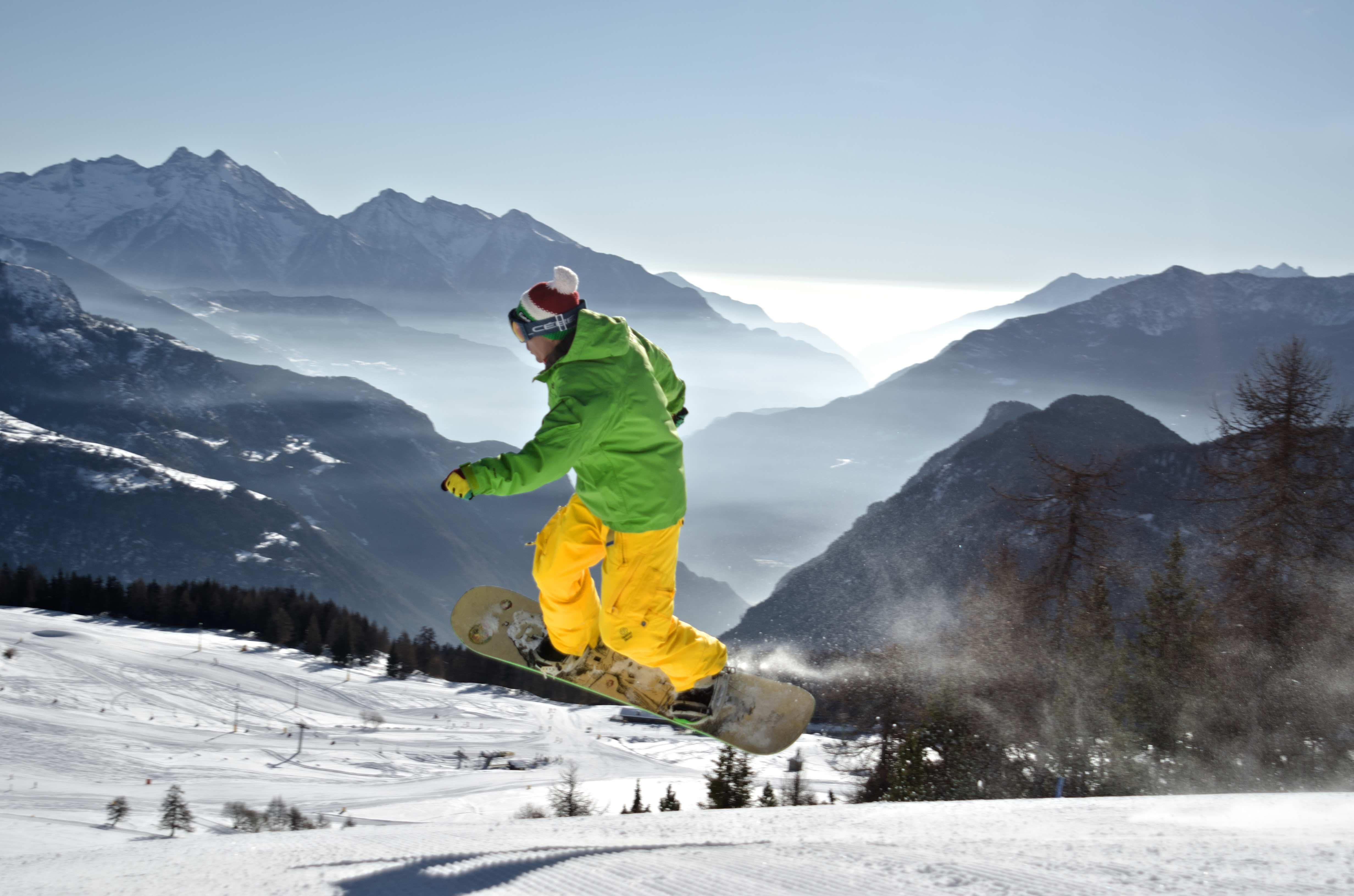 Torgnon: vacanze in montagna in Valle d'Aosta