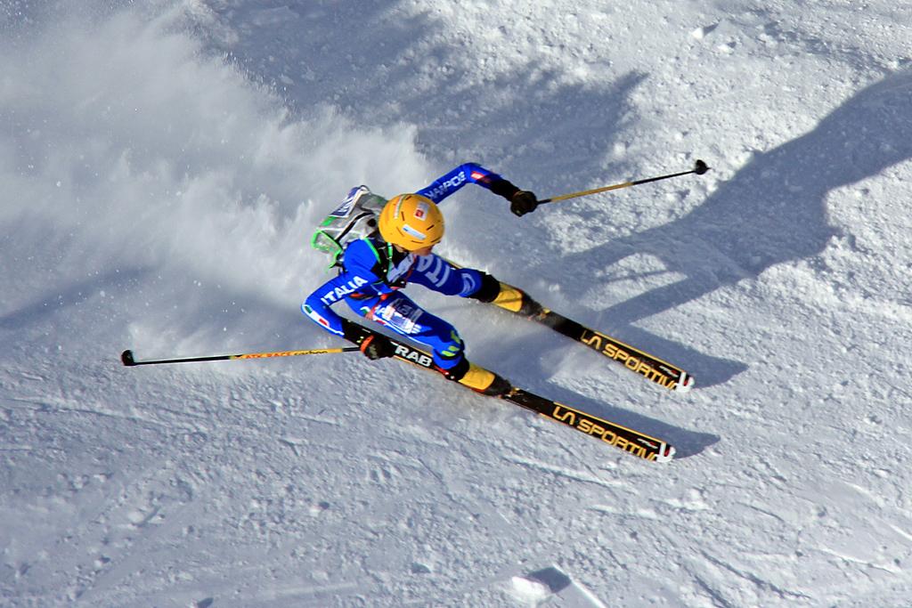 Scialpinismo: Matteo Eydallin e Damiano Lenzi campioni del mondo