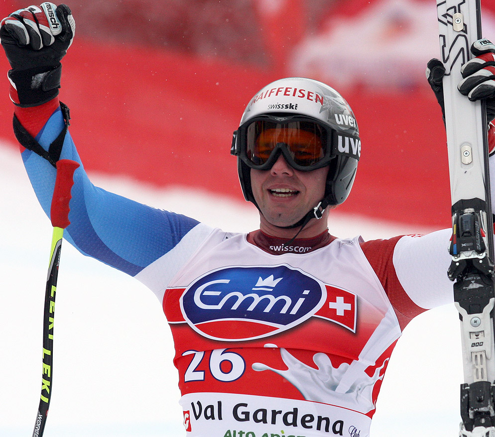 Classifica discesa libera Beaver Creek: vince Beat Feuz