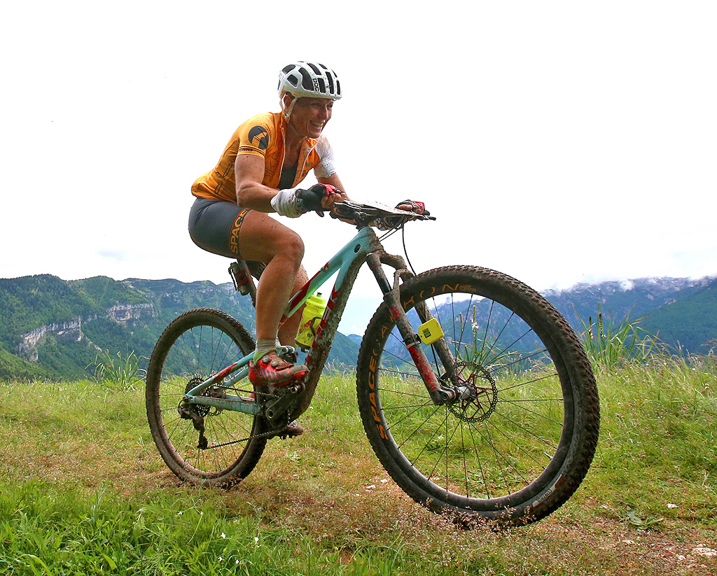 Mountain bike sull'altopiano di Lavarone