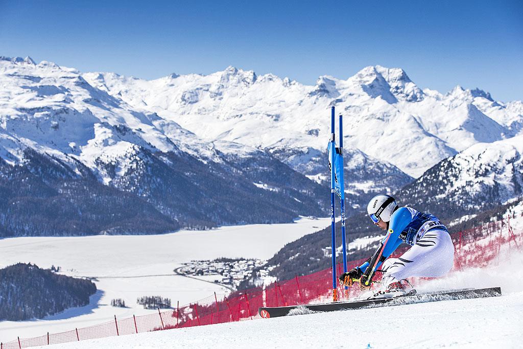 Campionati Mondiali Sci Sankt Moritz: classifica supergigante femminile