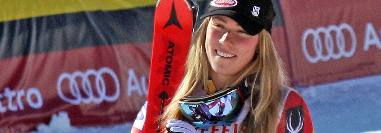 Classifica slalom speciale Killington 2019. Vince Mikaela Shiffrin. Curtoni 10.a