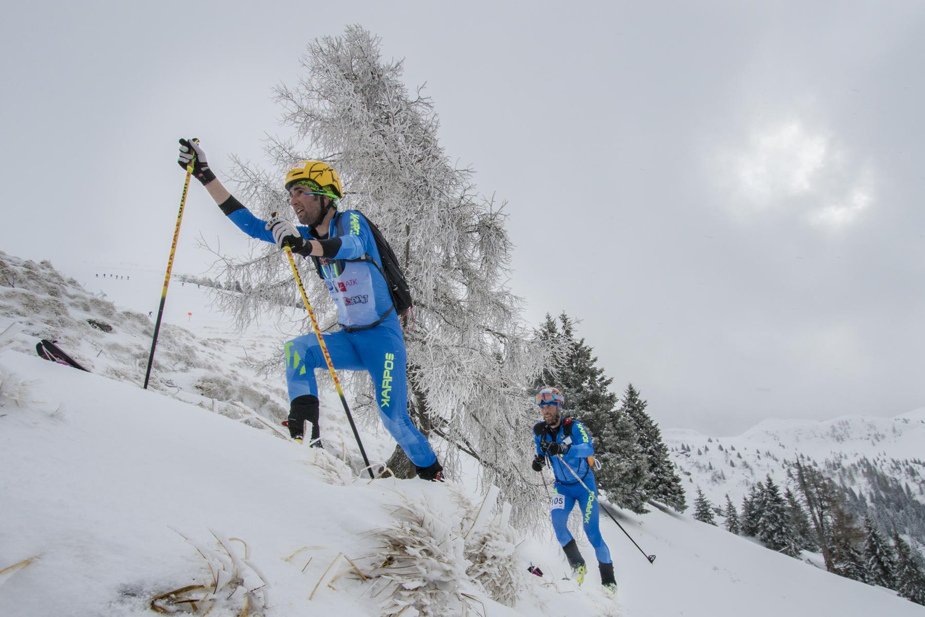 Scialpinismo – Pizzo Tre Signori: classifiche e fotografie