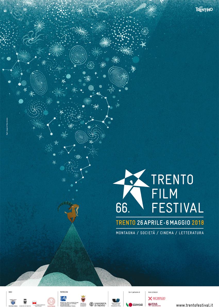Manifesto Trento Film Festival 2018