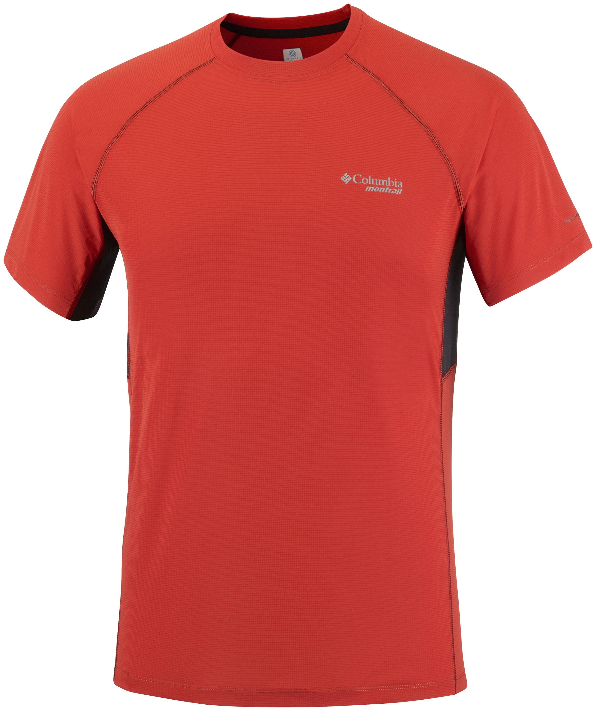 m's Columbia Montrail Titan Ultra t-shirt