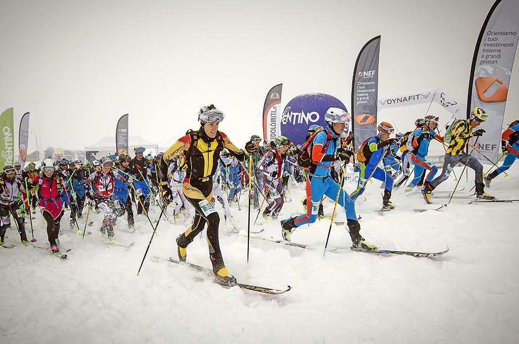 Lagorai Cima d'Asta: classifica campionati italiani scialpinismo