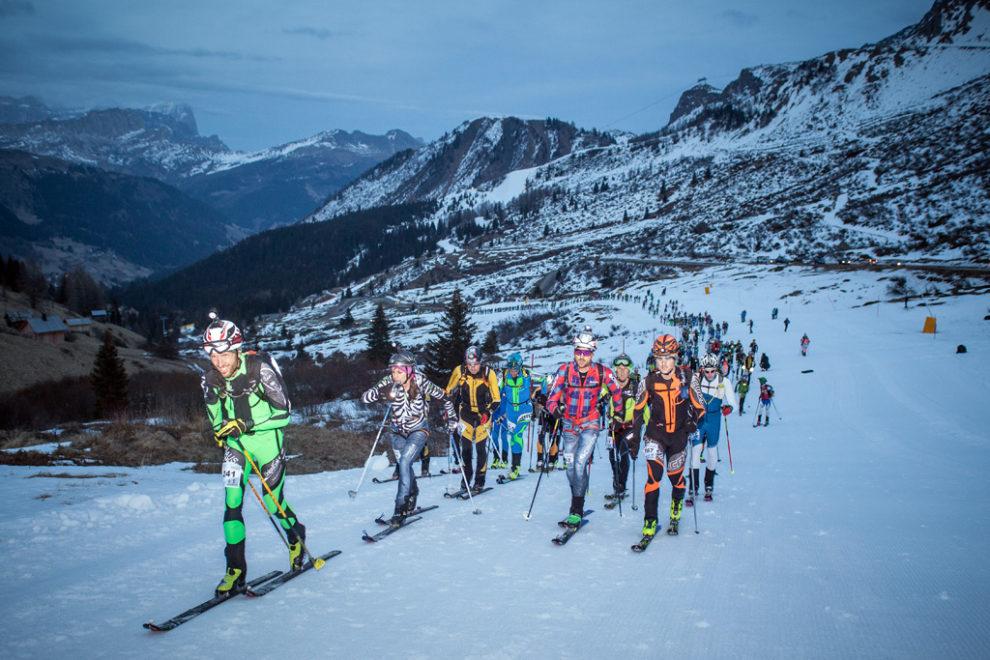 Si ferma anche il Sellaronda Skimarathon 2020